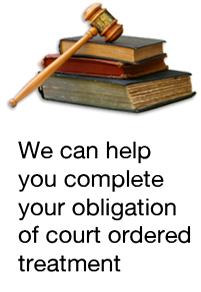 court ordered counsling