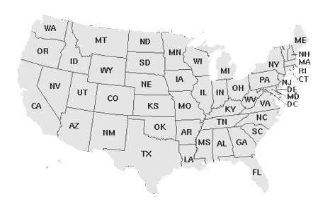 counseling in all 50 states